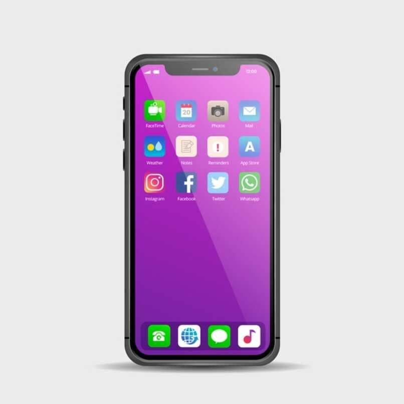 Sistema iOS mobile